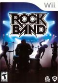 Rock Band Wii Front Cover