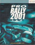 Pro Rally 2001 Windows Front Cover