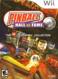 Pinball Hall of Fame: The Williams Collection Wii Front Cover