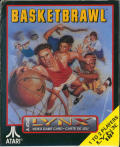 Basketbrawl Lynx Front Cover