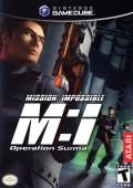 Mission: Impossible - Operation Surma GameCube Front Cover