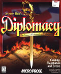 Avalon Hill's Diplomacy Windows Front Cover