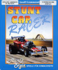 Stunt Track Racer Amiga Front Cover