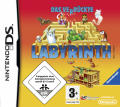 thinkSMART Labyrinth Nintendo DS Front Cover