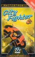 City Fighter Commodore 64 Front Cover