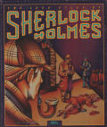 The Lost Files of Sherlock Holmes DOS Front Cover