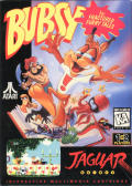 Bubsy In: Fractured Furry Tales Jaguar Front Cover