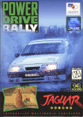 Power Drive Rally Jaguar Front Cover