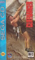 Cliffhanger SEGA CD Front Cover