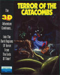 Terror of the Catacombs DOS Front Cover