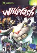 Whiplash Xbox Front Cover