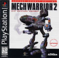 MechWarrior 2: 31st Century Combat PlayStation Front Cover