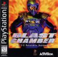 Blast Chamber PlayStation Front Cover
