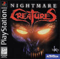 Nightmare Creatures PlayStation Front Cover