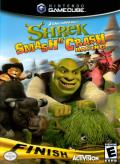 Shrek Smash N' Crash Racing GameCube Front Cover