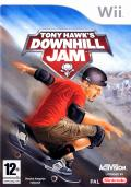 Tony Hawk's Downhill Jam Wii Front Cover