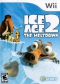 Ice Age 2: The Meltdown Wii Front Cover