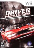 Driver: Parallel Lines Wii Front Cover