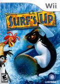 Surf's Up Wii Front Cover