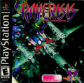 RayCrisis: Series Termination PlayStation Front Cover