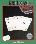 "Kreuz As ""Poker"" Amiga Front Cover"