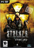 S.T.A.L.K.E.R.: Clear Sky (Limited Collector's Edition) Windows Front Cover