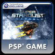 Super Stardust Portable PSP Front Cover