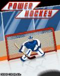 Power Hockey J2ME Front Cover