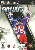 Gretzky NHL 06 PlayStation 2 Front Cover