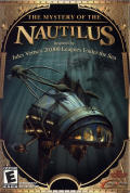 The Mystery of the Nautilus Windows Front Cover