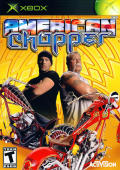 American Chopper Xbox Front Cover
