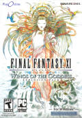Final Fantasy XI Online: Wings of the Goddess Windows Front Cover