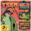 Teen Agent DOS Front Cover