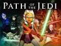 Star Wars: The Clone Wars - Path of the Jedi Browser Front Cover