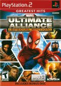 Marvel Ultimate Alliance (Special Edition) PlayStation 2 Front Cover