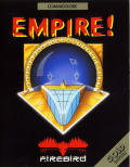 Empire! Commodore 64 Front Cover