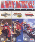 Ultimate Motorcycle Series Windows Front Cover