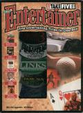 Take Five CD-Rom: The Entertainer: Five Entertaining Titles In One Box DOS Front Cover