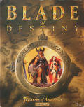 Realms of Arkania: Blade of Destiny Amiga Front Cover