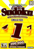 Professor Fuji's Sudoku Deluxe Windows Front Cover