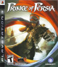 Prince of Persia PlayStation 3 Front Cover