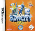 SimCity DS Nintendo DS Front Cover