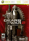 Gears of War 2 (Limited Edition) Xbox 360 Front Cover