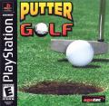Putter Golf PlayStation Front Cover