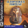 Cleopatra's Fortune PlayStation Front Cover