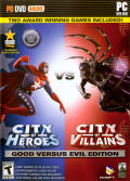 City of Heroes: Good Versus Evil Edition Windows Front Cover