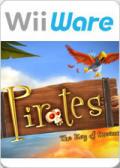 Pirates: The Key of Dreams Wii Front Cover