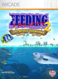 Feeding Frenzy 2: Shipwreck Showdown Xbox 360 Front Cover