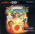Summer Olympix Amiga CD32 Front Cover