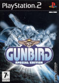 Gunbird: Special Edition PlayStation 2 Front Cover